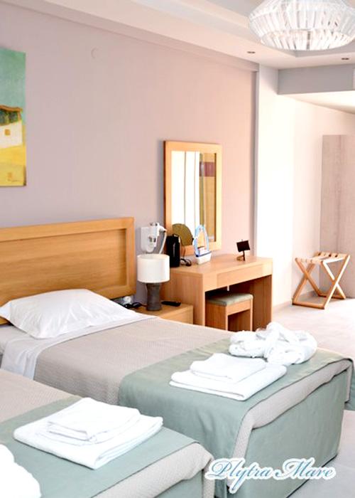 plytra mare hotel double room