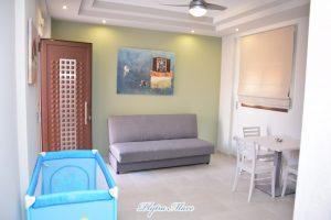 hotel plytra mare suites kitchen view